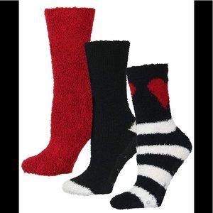 Betsey Johnson cozy socks gift pack